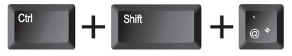 [Ctrl]+[Shift]+[@]でエクセルのシート中の計算式が表示